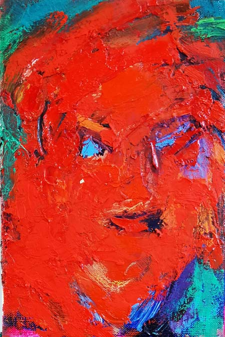 FACE-RED-2P